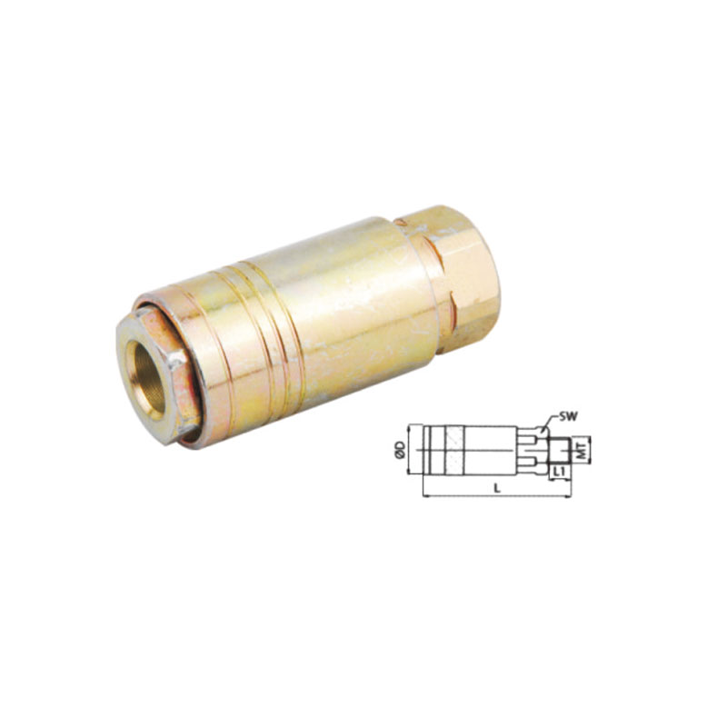 New Air Pneumatic One Touch Quick Coupler Socket JE10-SF