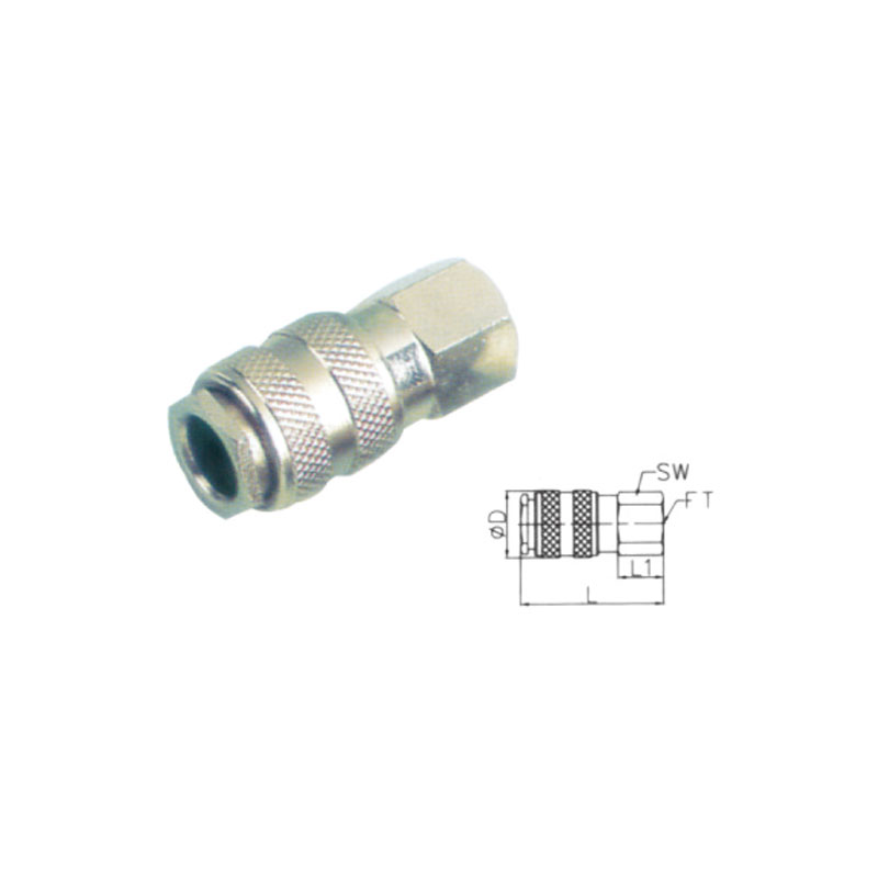 Pneumatic Air Compressor Hose Quick Coupler JE11-SF