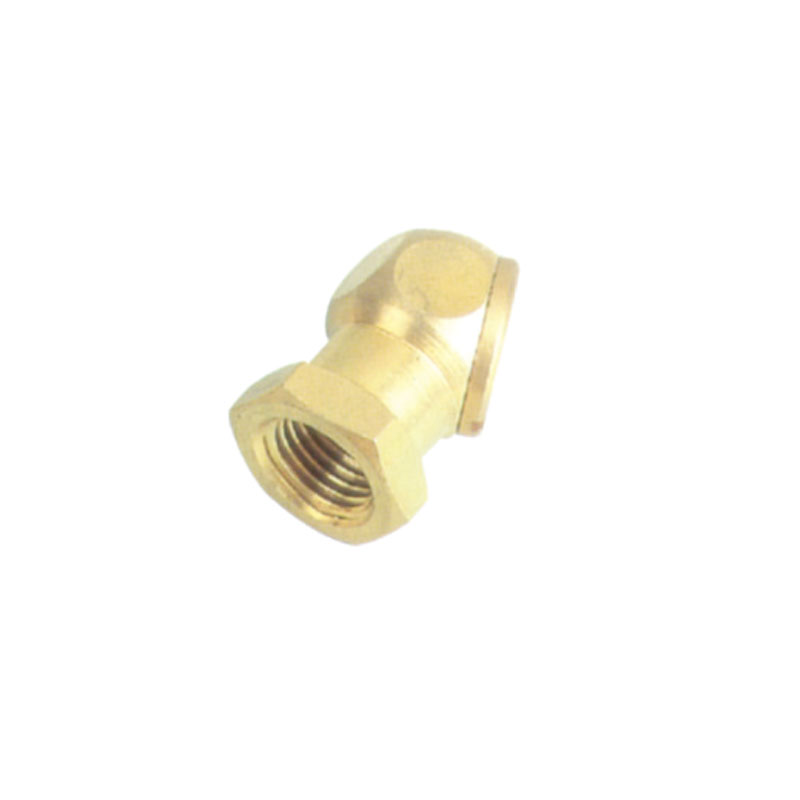 Tire valve Ball Type Clip-on Air Chucks Brass head JAC16