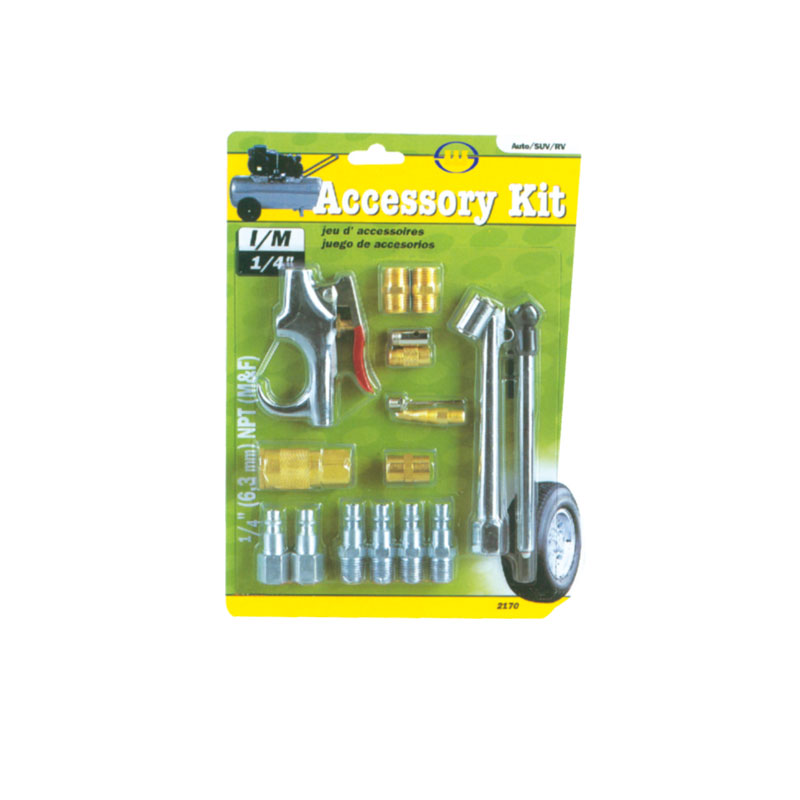 High quality 17pcs air Accessory Kit Jk-17