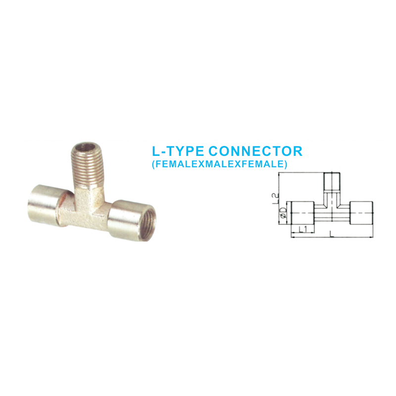 L-type connector