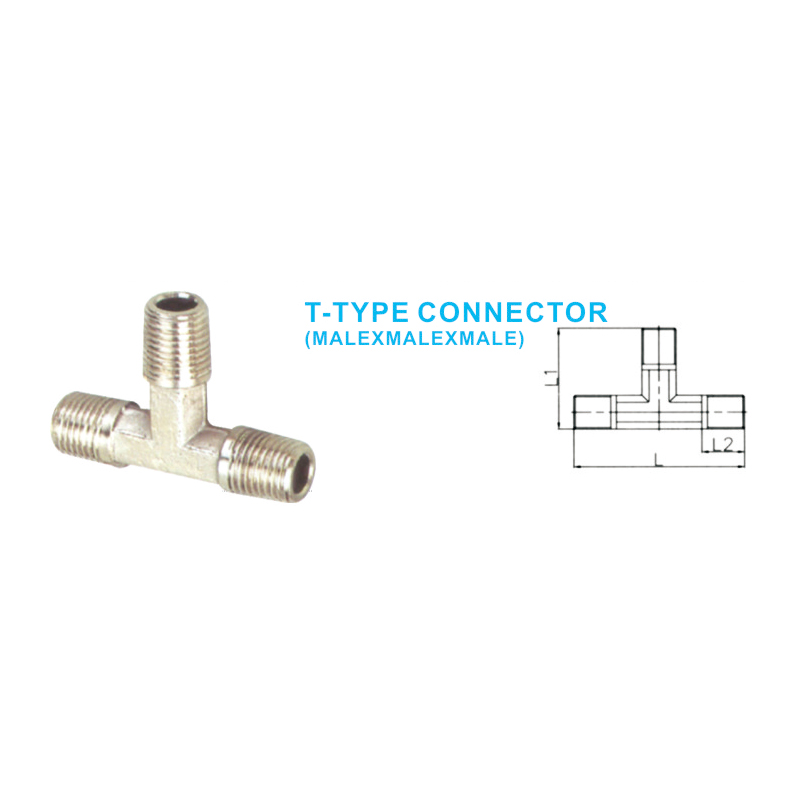 L-type connector FTl
